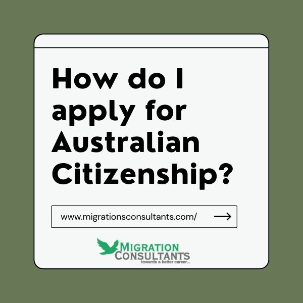 How to Become a Permanent Citizen of Australia?
