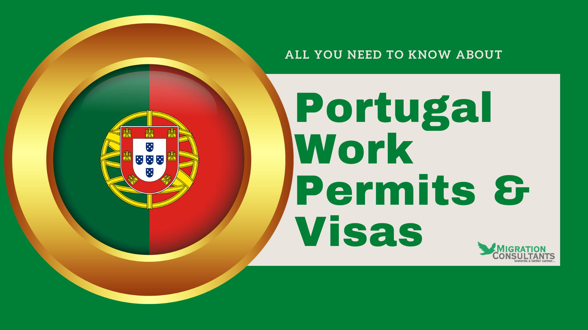 All you need to know about Portugal Work Permits and Visas