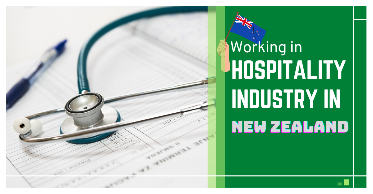 Working in the hospitality industry in New Zealand