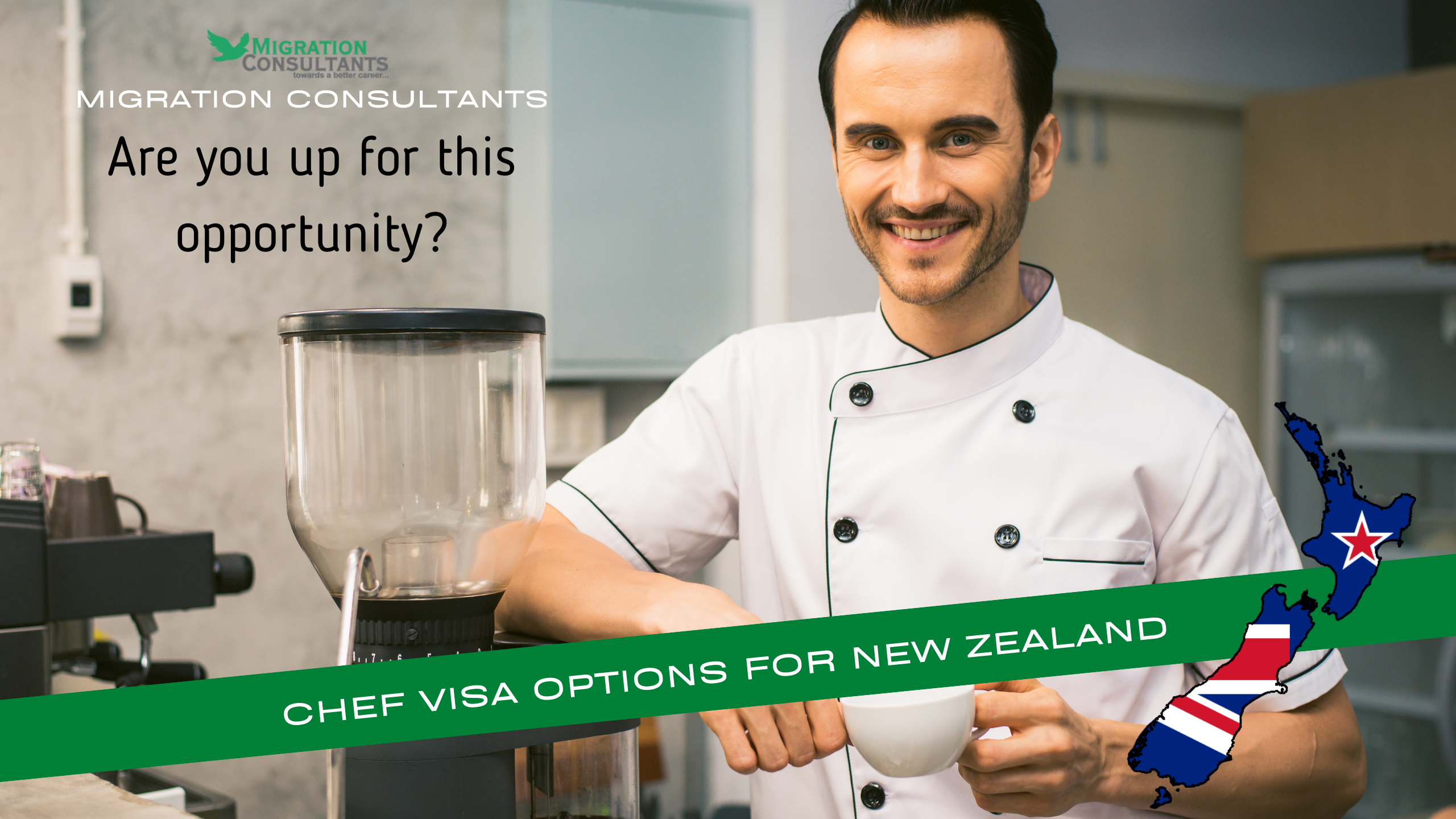 Are there any Chef Visa options for New Zealand available for candidates?