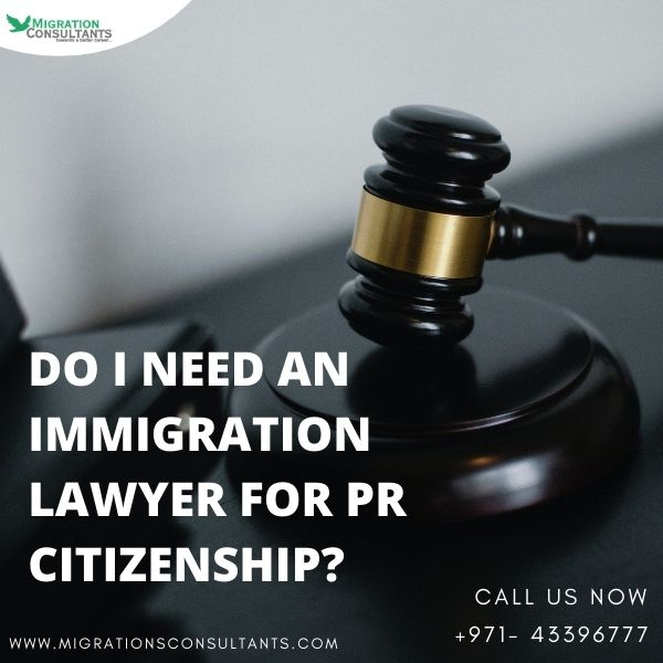 The Necessity of an Immigration Lawyer for Permanent Resident Citizenship
