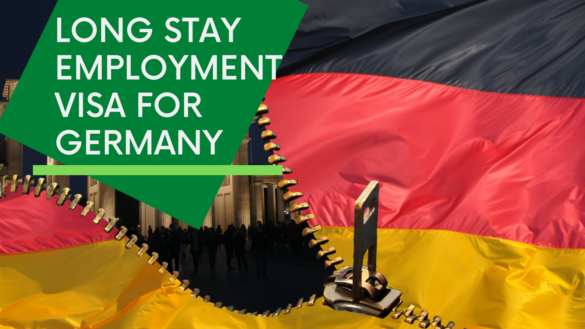 Long Stay Employment Visa for Germany