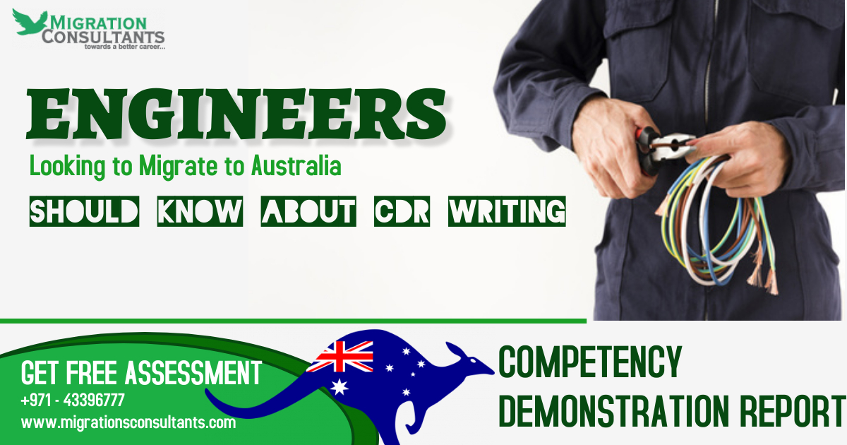 Facts Engineers should know about CDR writing for Migrating to Australia