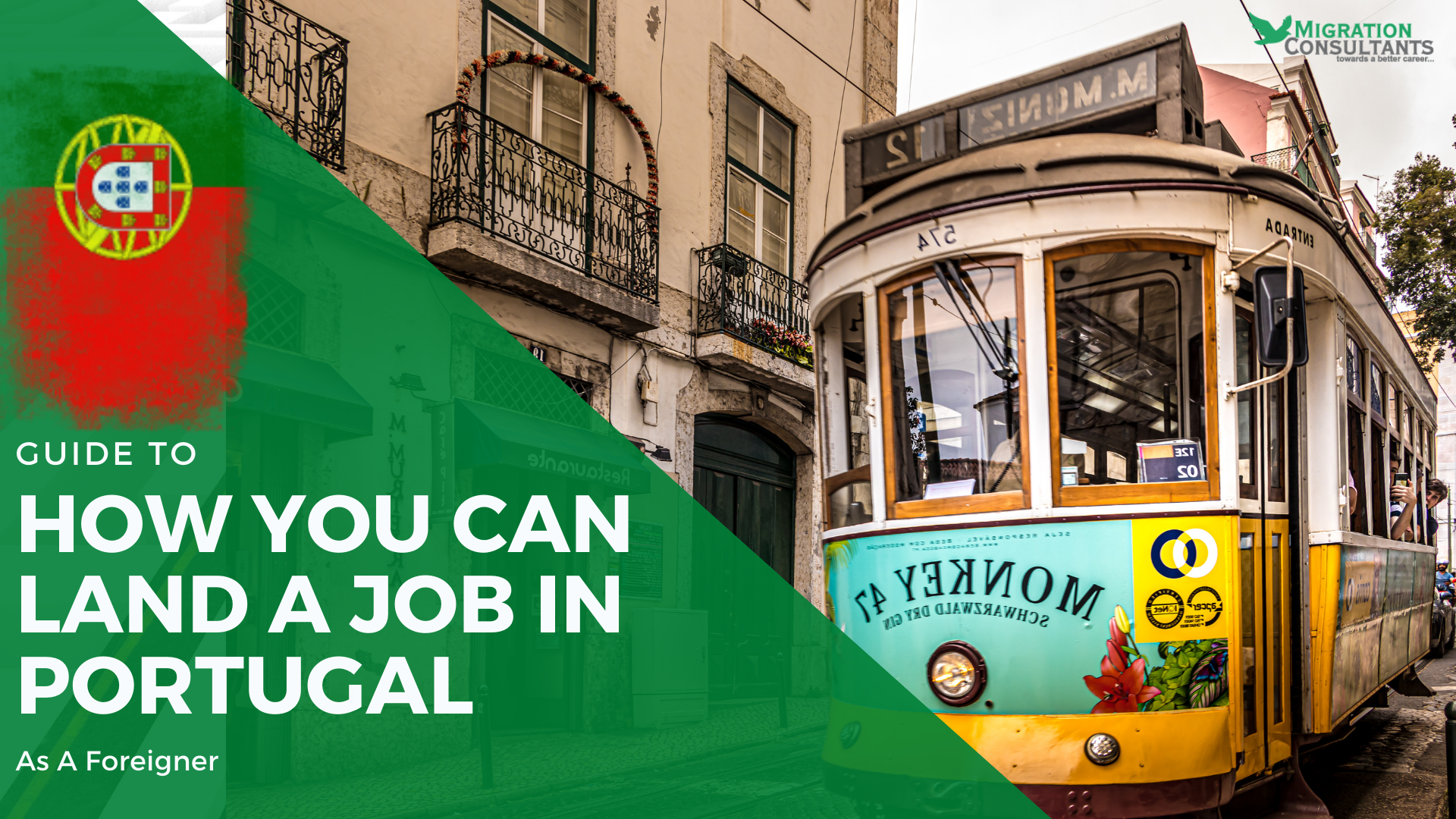 Guide To: How You Can Land A Job in Portugal As A Foreigner