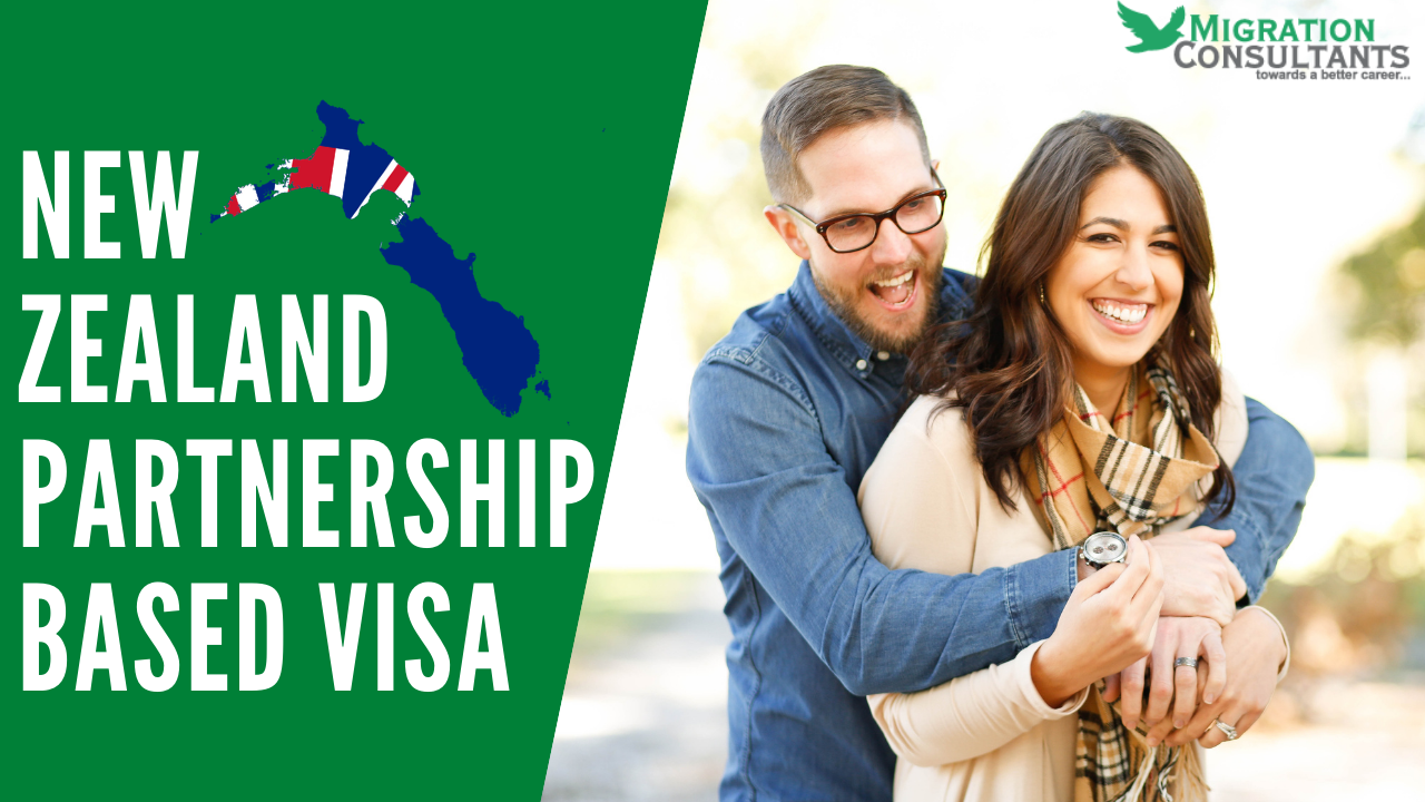 What do you need to know about the New Zealand partnership-based Visa?