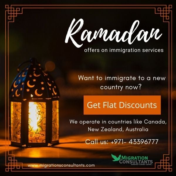 Best Ramadan Exclusive Offers on Canada Immigration Process