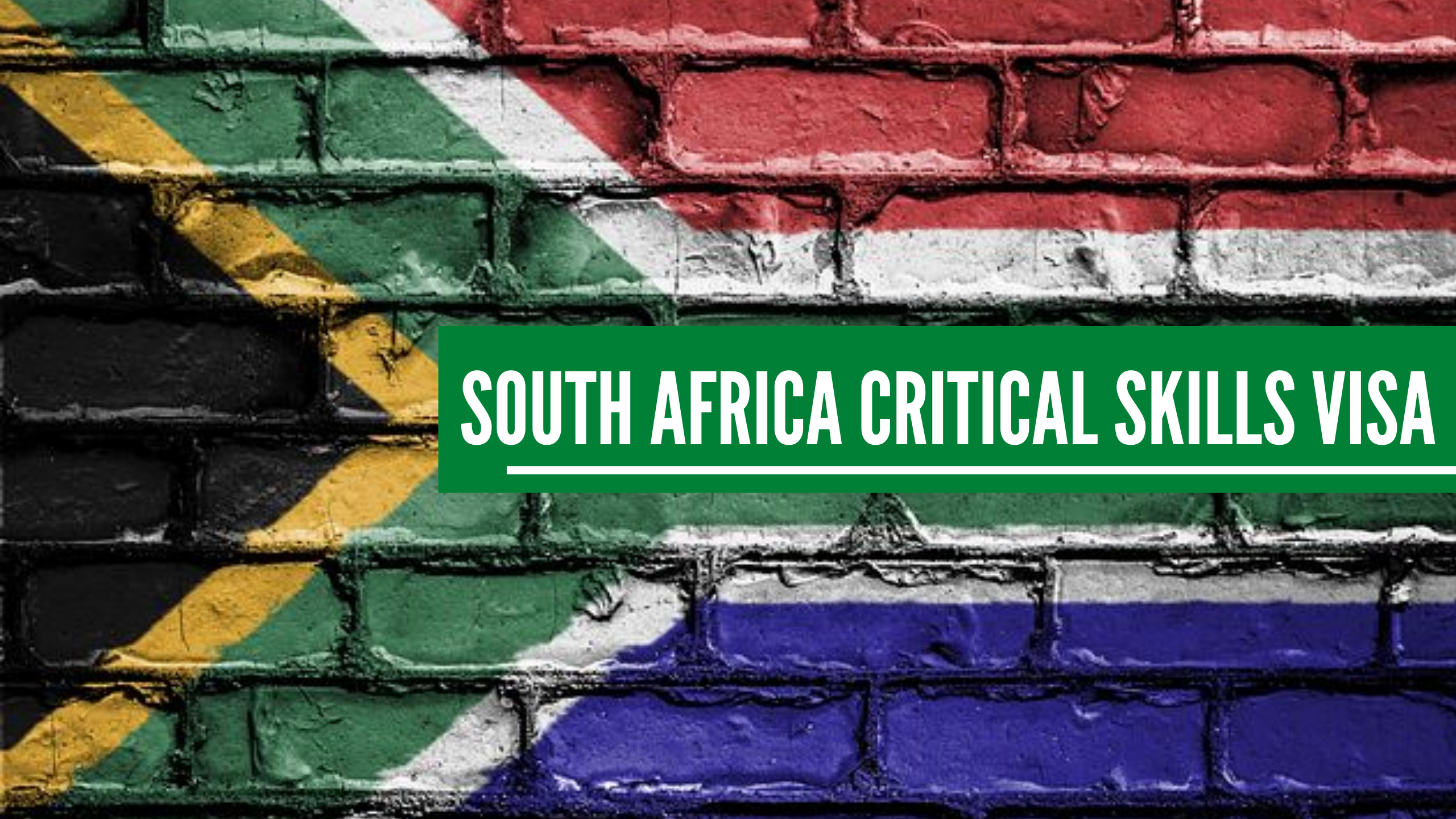 Everything About South Africa Critical Skills Visa